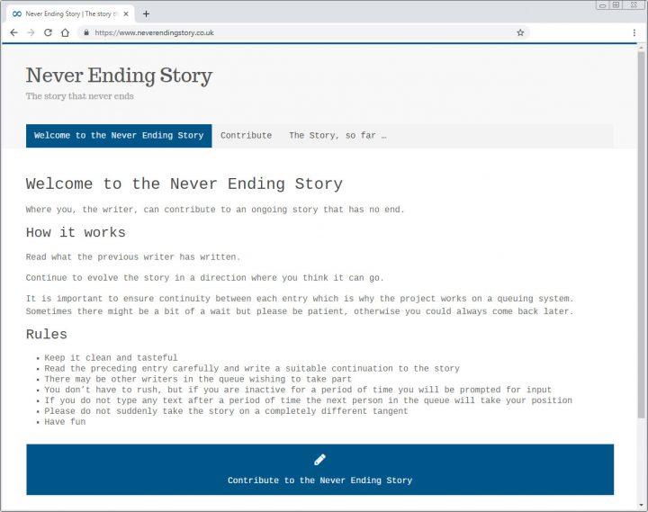 Interactive Story Software Development
